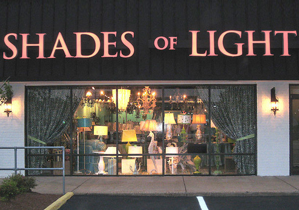 Shades of Light Virginia Beach Store