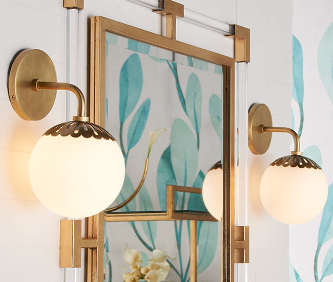 How To Find The Best Bathroom Vanity Lighting Shades Of Light