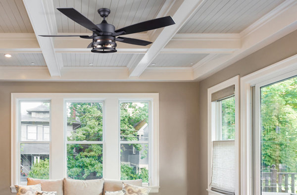 Ceiling Fan Buying Guide Choose The Best Fan For Your Space Shades Of Light