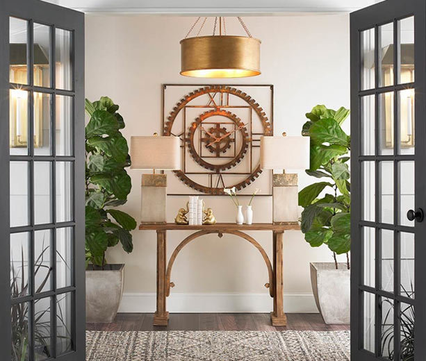 Living Room Foyer Chandeliers Guide, How High Should I Hang A Foyer Chandelier